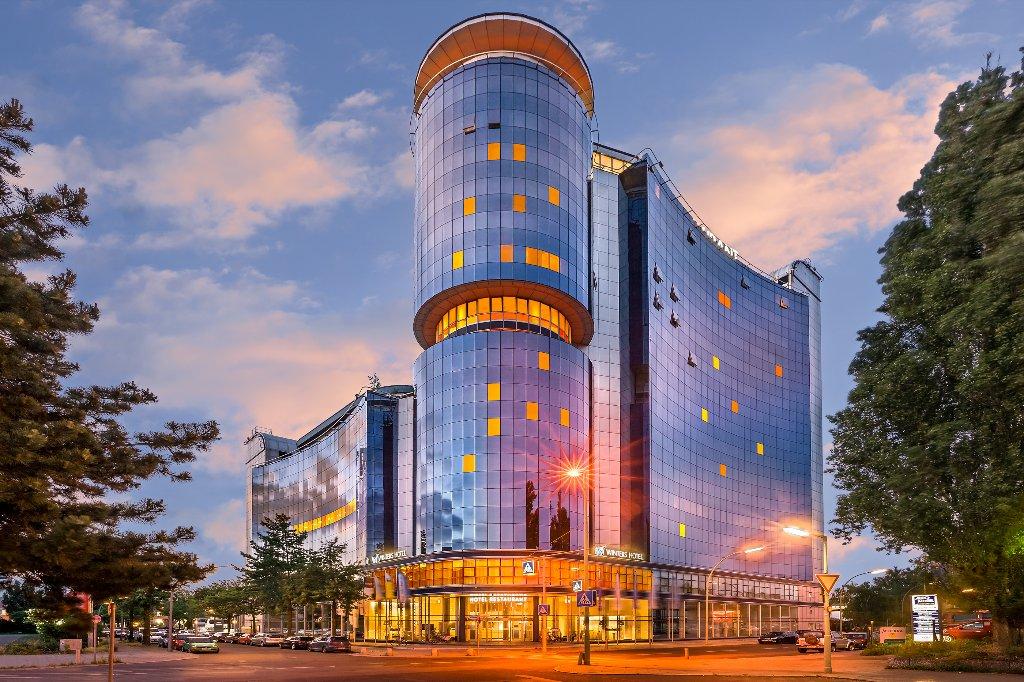 Novum Winters Hotel Spiegelturm
