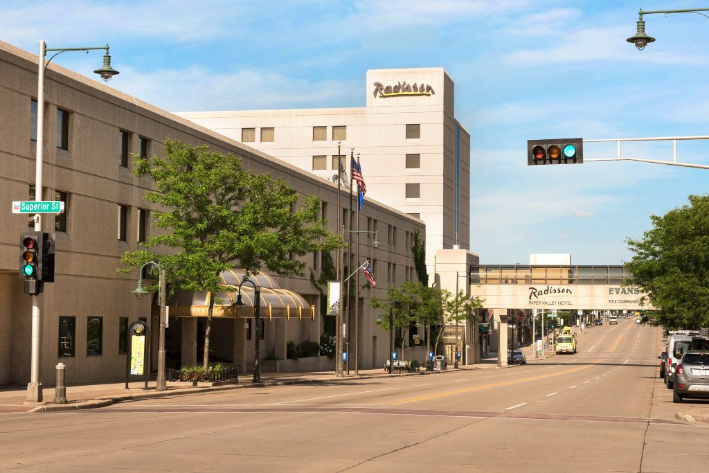 ラディソン ペーパー バレー ホテル