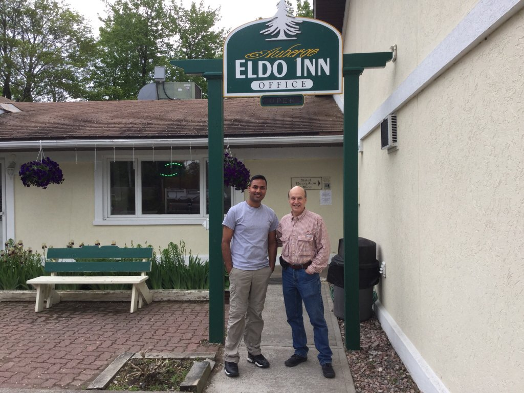 Auberge Eldo Inn
