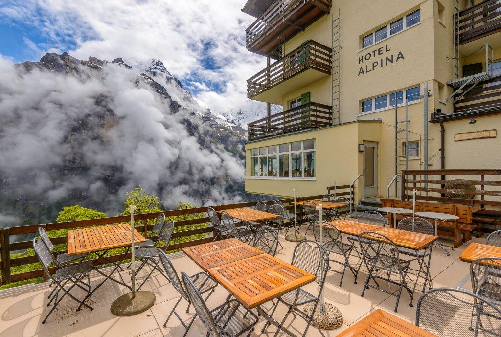 阿爾卑山酒店