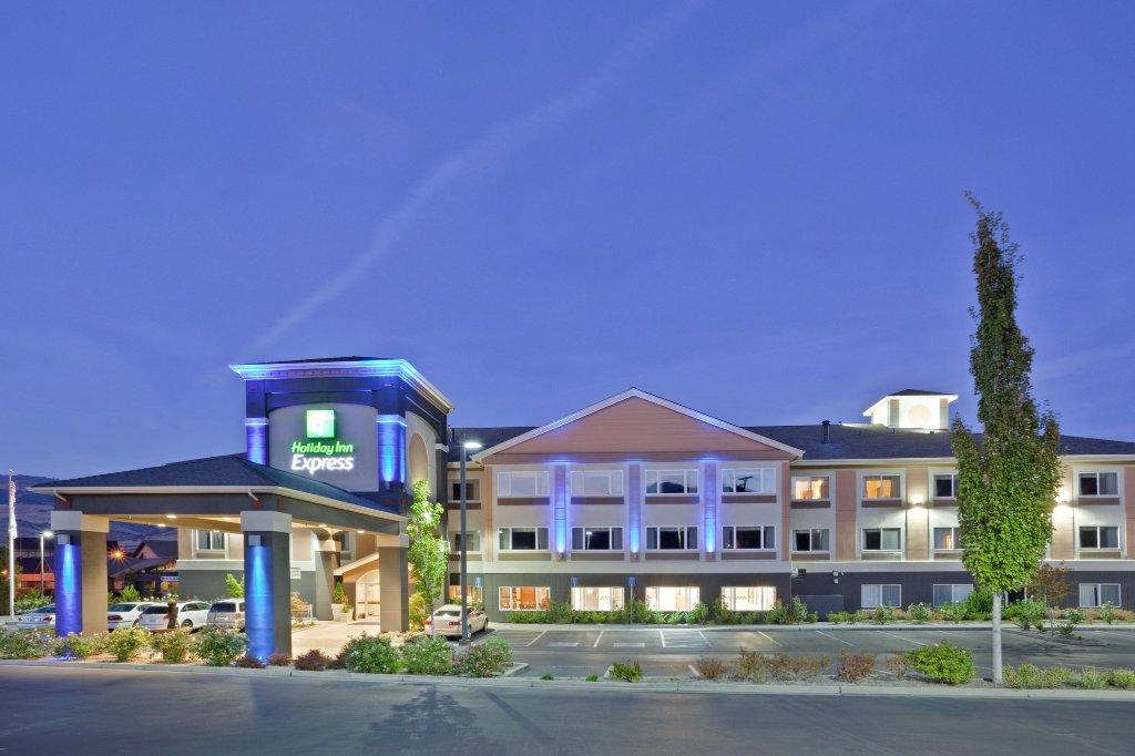阿什蘭智選假日飯店及套房