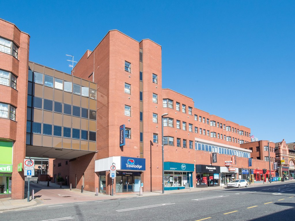 Travelodge Leeds Central Vicar Lane Hotel