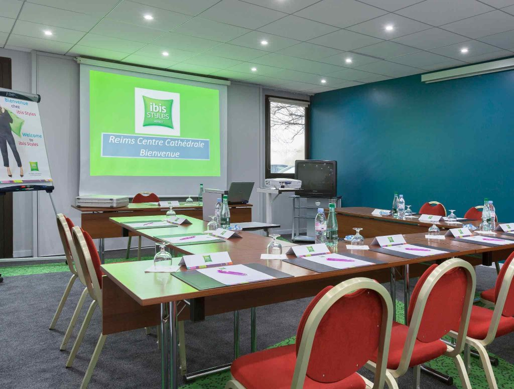 Ibis Styles Reims Centre Cathedrale