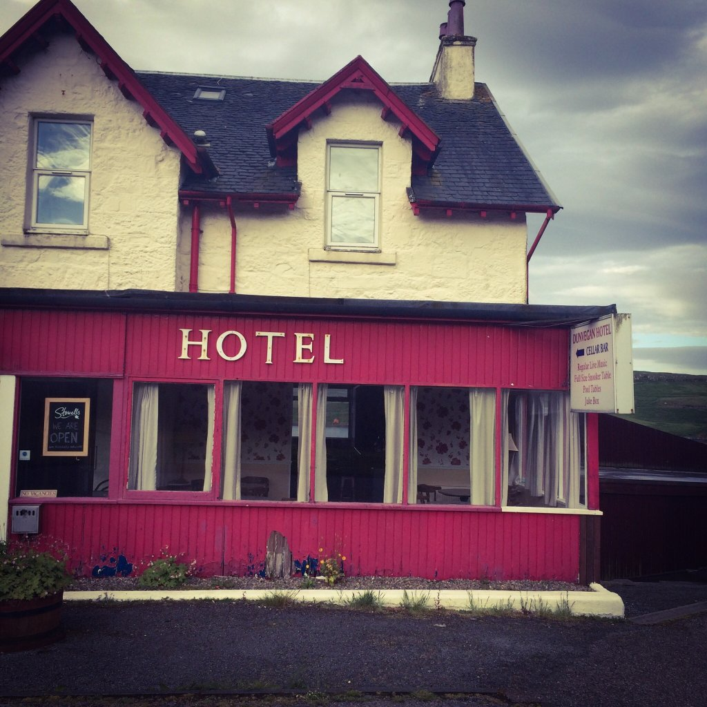Dunvegan Hotel