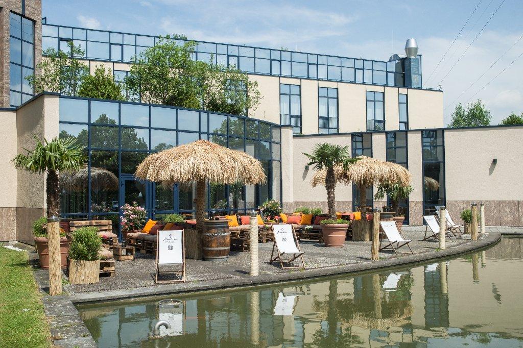 Tryp Duesseldorf Airport Hotel