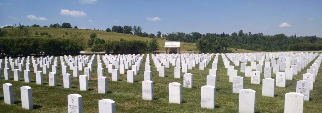 ‪National Cemetery of the Alleghenies‬