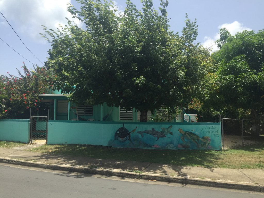 Casita Tropical