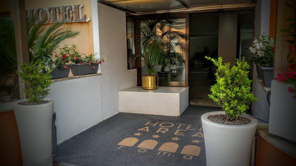 ホテル アレア