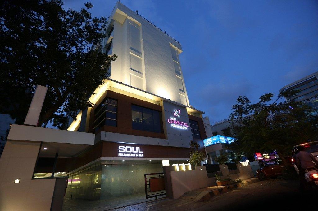 โรงแรมดิ ออเรียนทัล เรซิเดนซี่