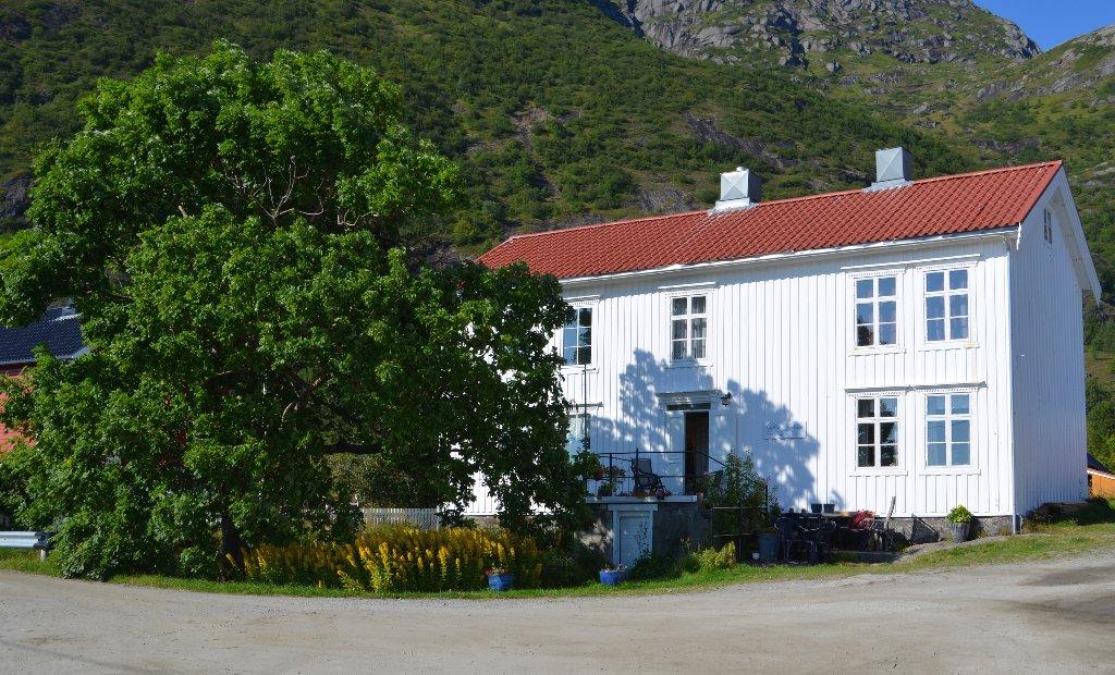 Lofoten Nesland Guesthouse