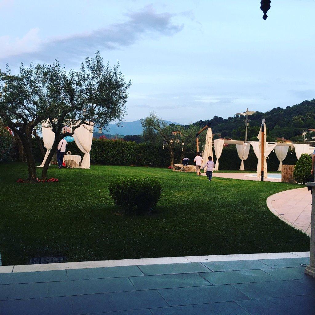 Hotel La Locandina Villa Calvo