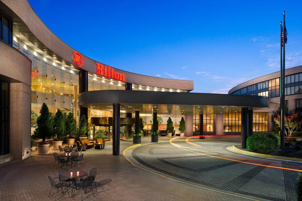 華盛頓杜勒斯機場希爾頓酒店