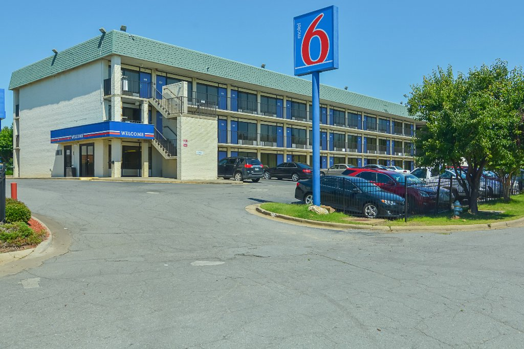 Motel 6 Little Rock - West