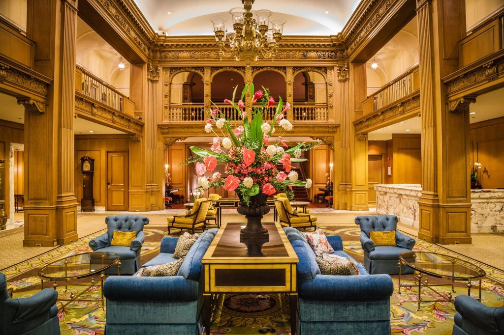 ‪The Fairmont Olympic Seattle‬