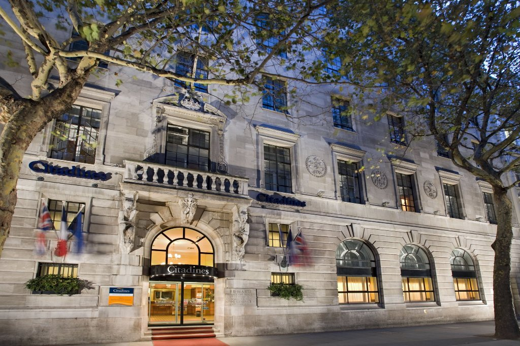 倫敦特拉法爾加廣場馨樂庭酒店