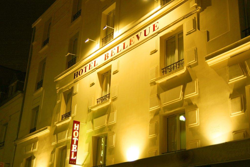 Hôtel Bellevue Paris Montmartre