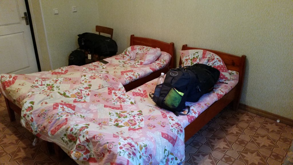 Zhenja and Lyuda s Boarding House