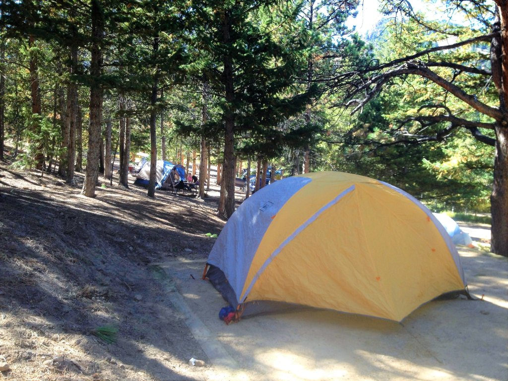 ‪Estes Park Campground at East Portal‬