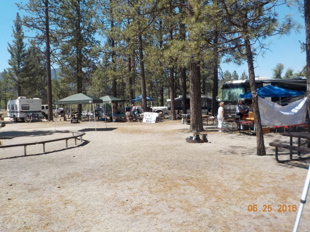 ‪Hurkey Creek Campground‬