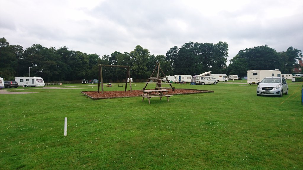 Theobalds Park Camping & Caravanning Club Site