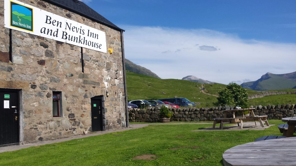 Ben Nevis Inn and Bunkhouse