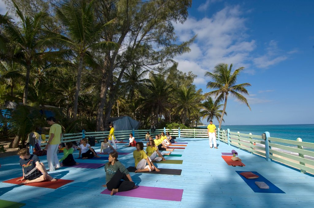 Sivananda Ashram Yoga Retreat