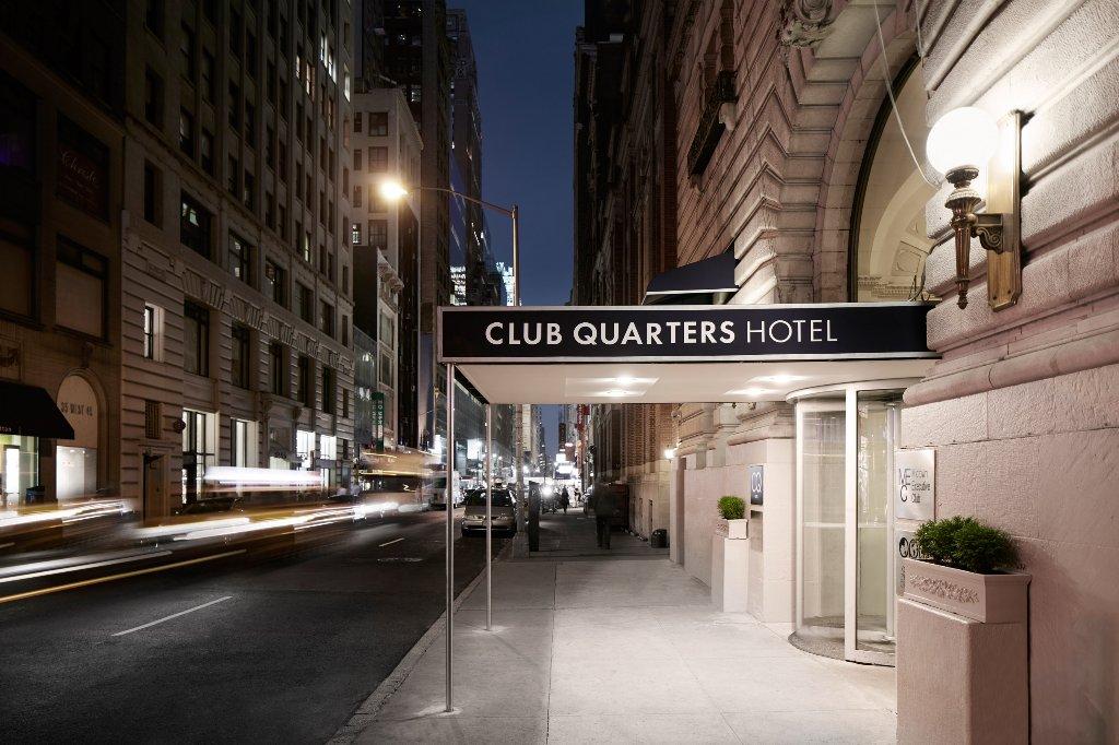 俱樂部會所中城酒店