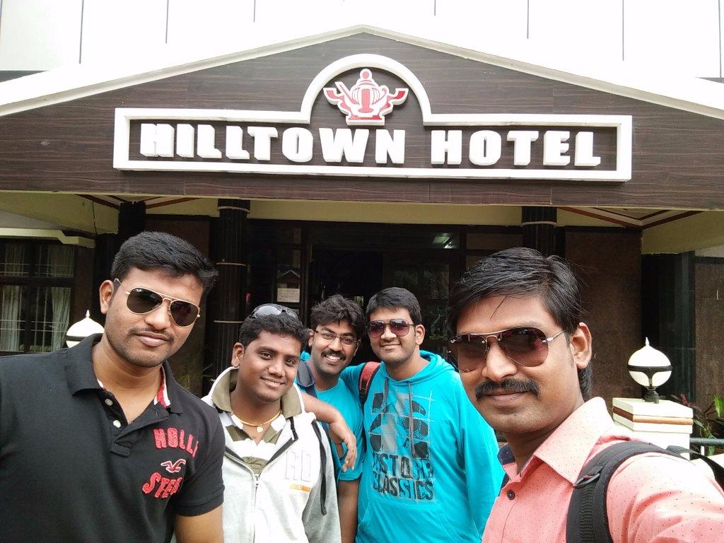 Hilltown Hotel