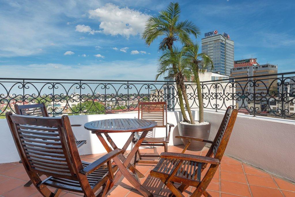 Hanoi E Central Hotel
