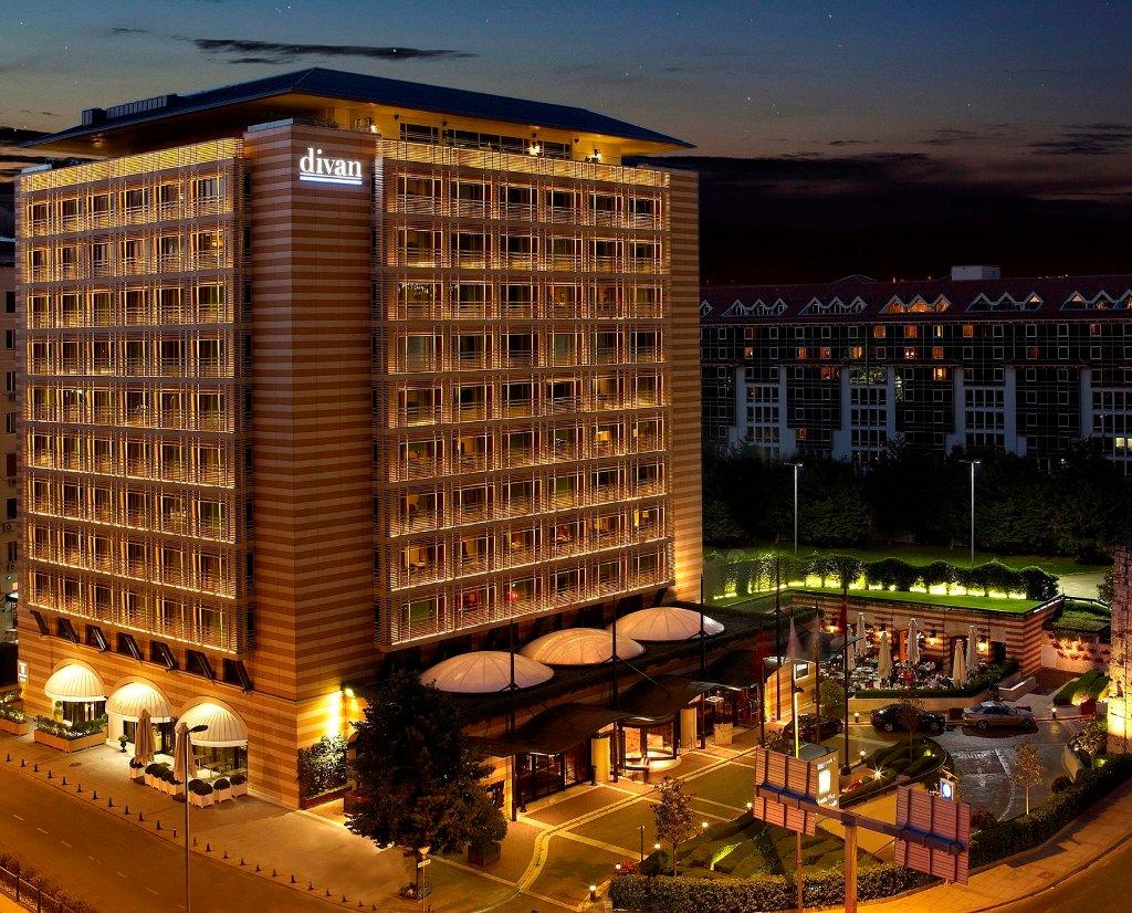 디반 호텔