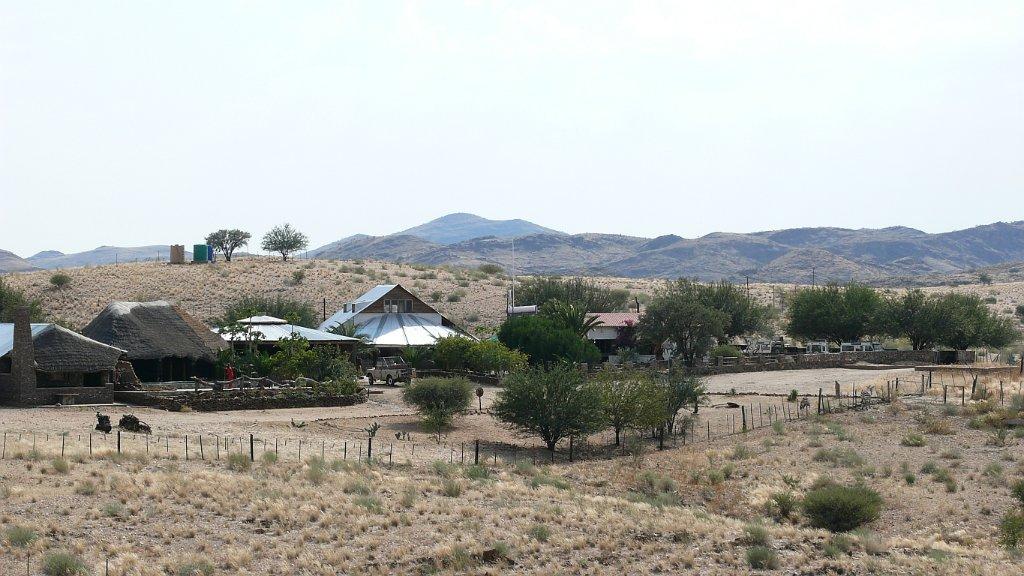 Rooiklip Guest Farm