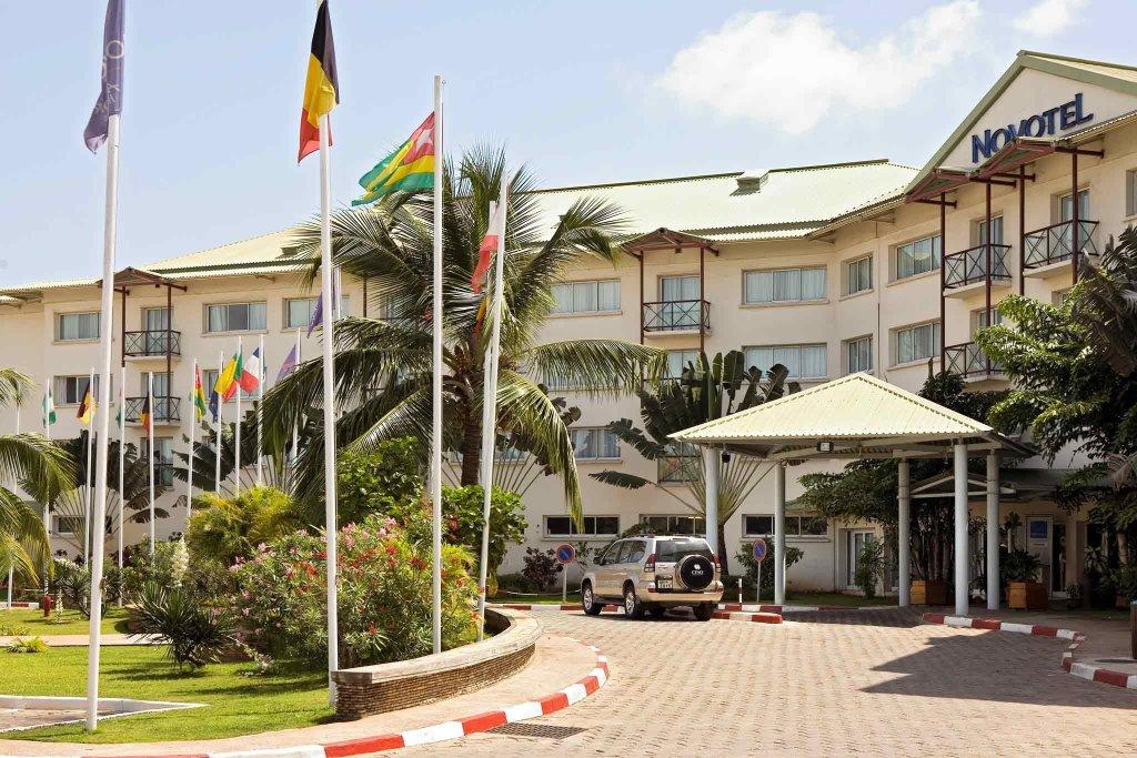 Novotel Cotonou Orisha Hotel