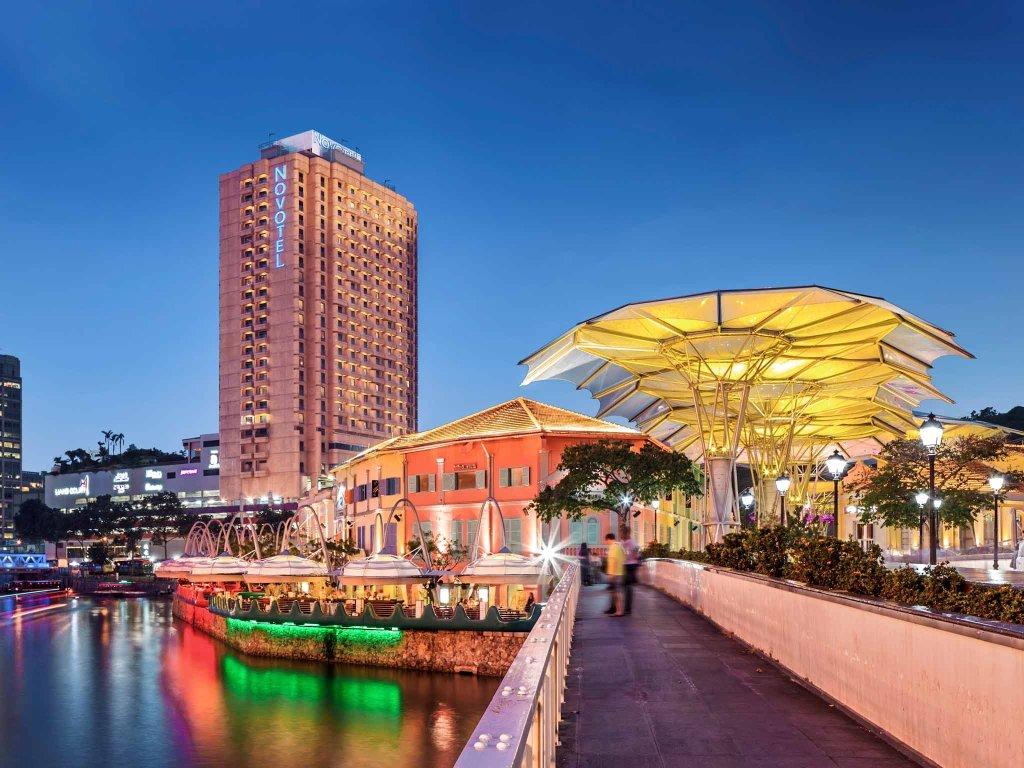 ノボテル クラーク キー シンガポール
