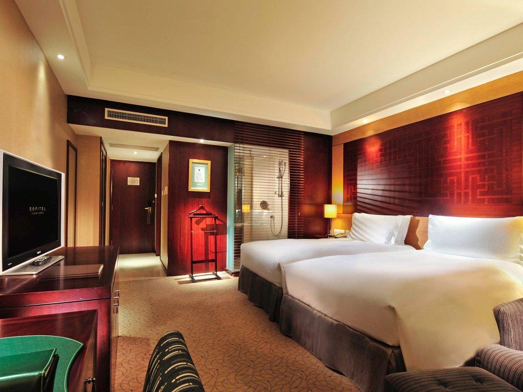 ソフィテル ハイランド 上海(海崙賓館)