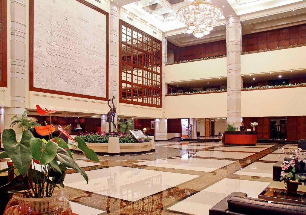 新華諾富特大飯店