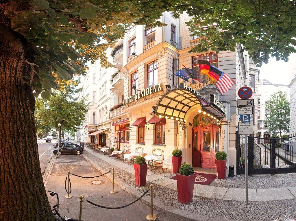호텔 레지덴츠 베를린