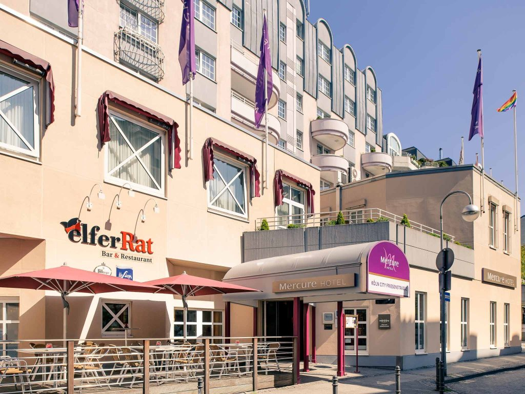 Mercure Hotel Köln City Friesenstrasse