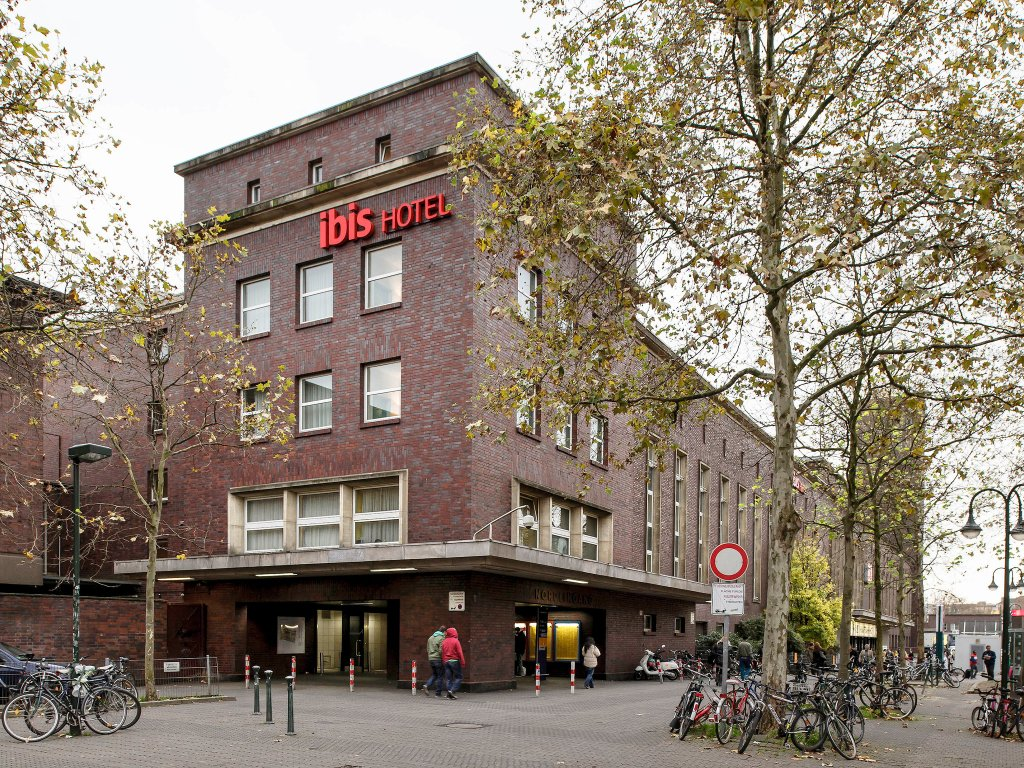 Ibis Duesseldorf Hauptbahnhof