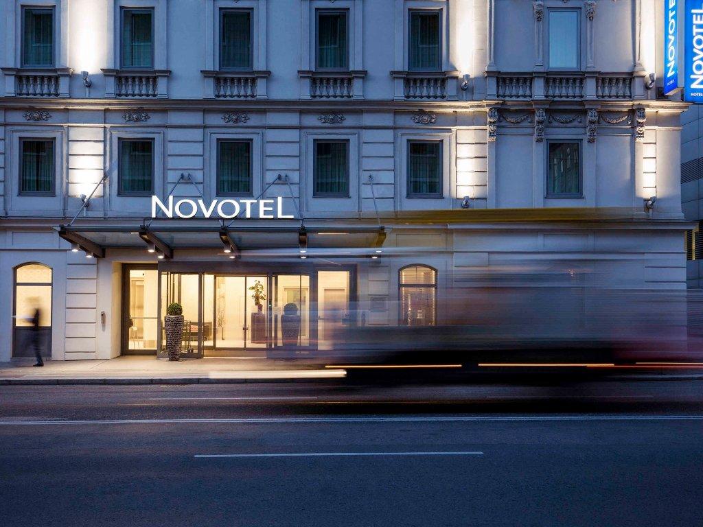 โรงแรม โนโวเทลวีน ซิตี้