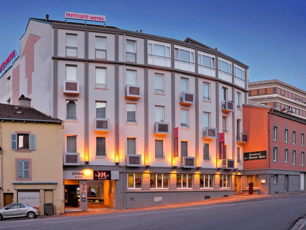 Mercure Epinal Centre