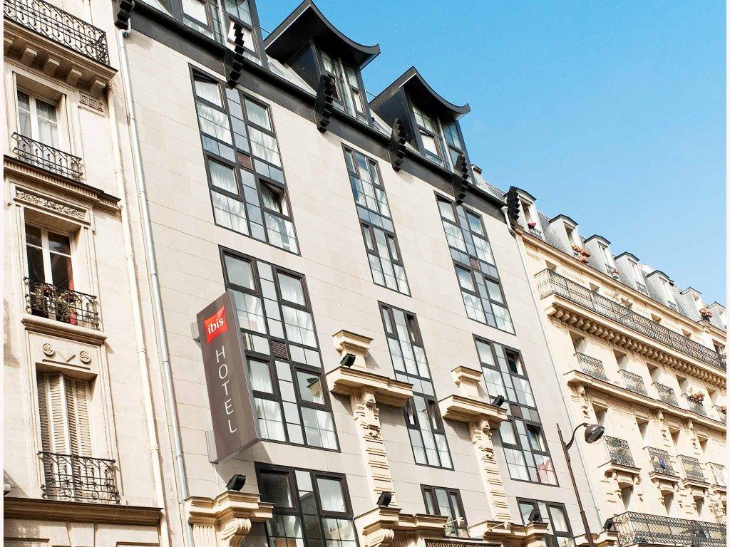 宜必斯巴黎巴士底聖安東尼酒店