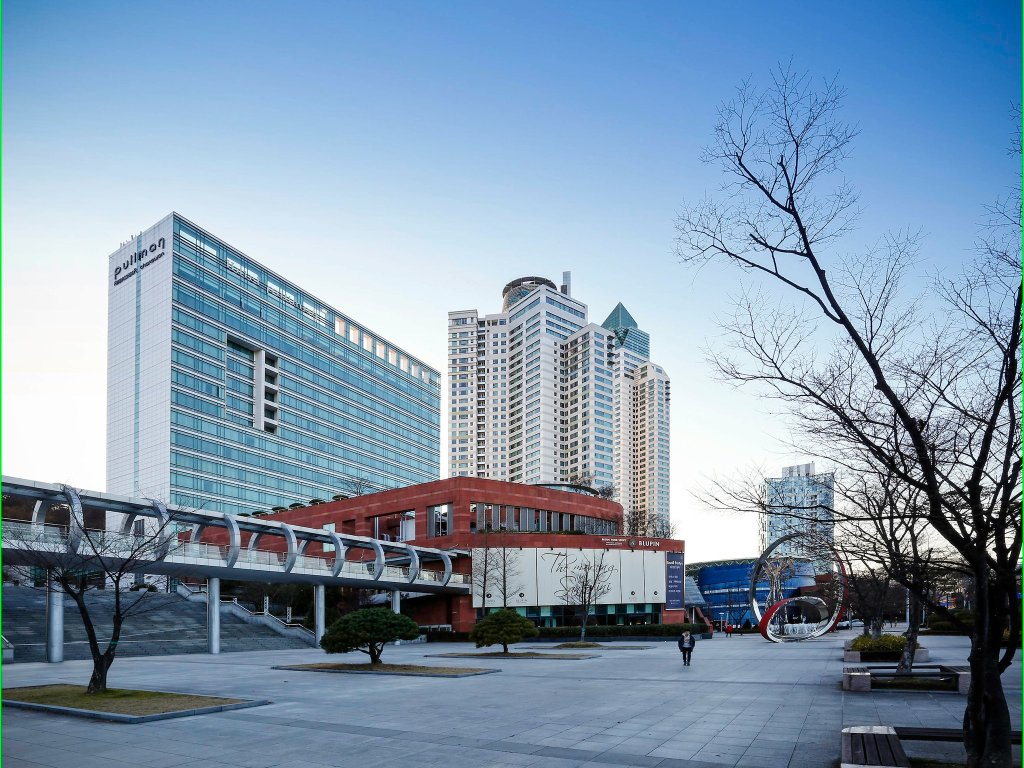 Pullman Ambassador Changwon City 7