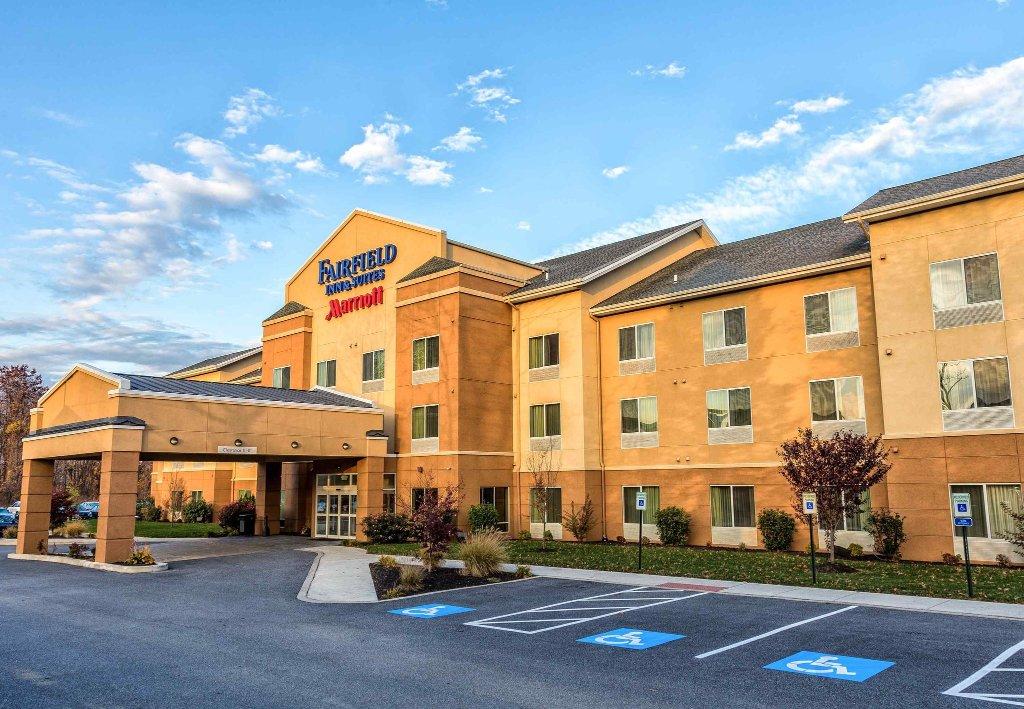 Fairfield Inn & Suites Harrisburg West