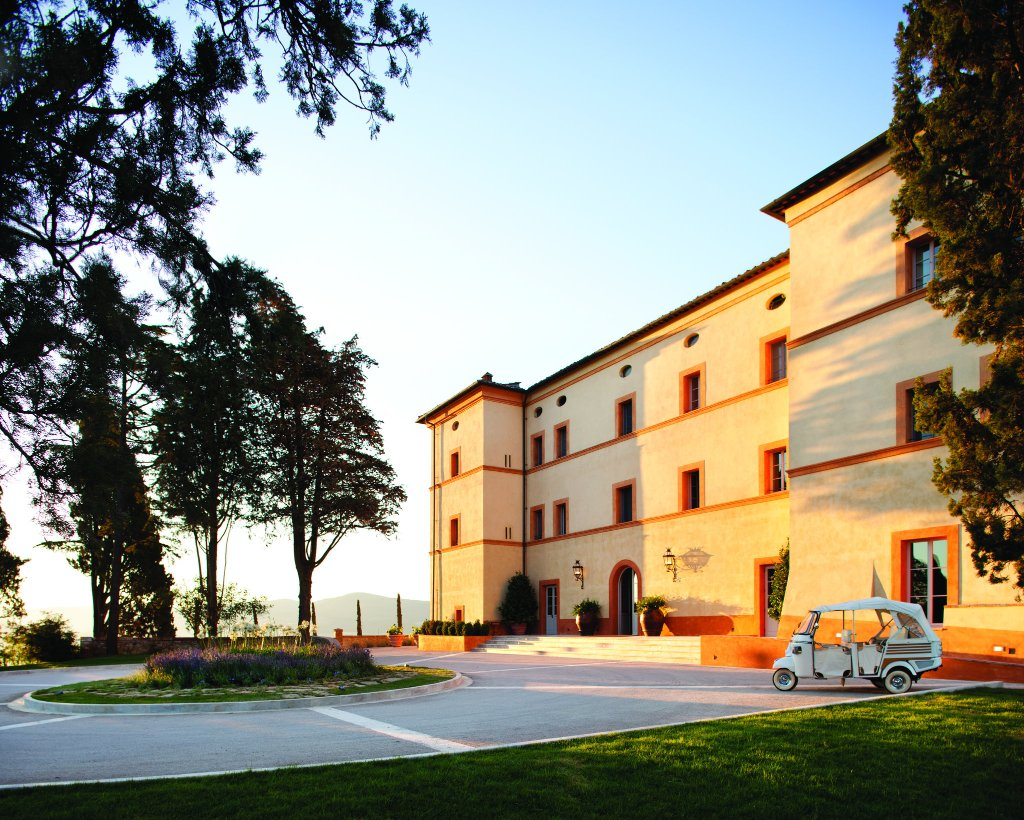 ‪Castello di Casole Private Estate & Spa‬