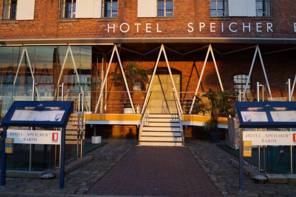 Hotel Speicher