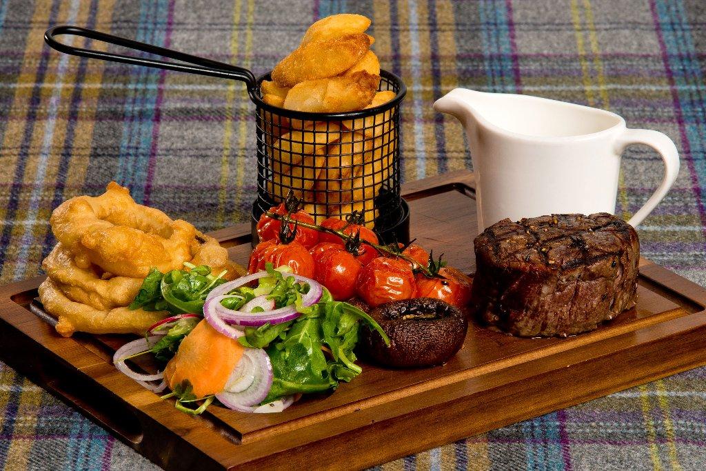 Image Porterhouse Restaurant in North East Scotland