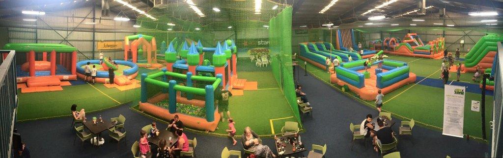AirZone Inflatable Entertainment Centre