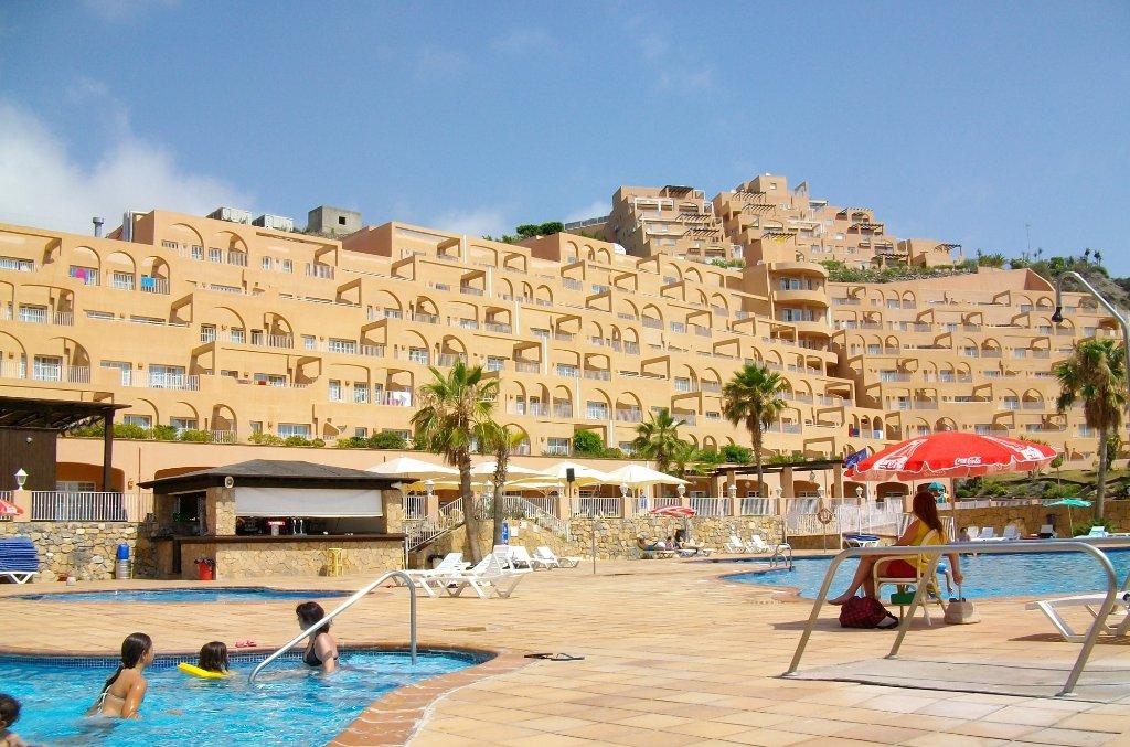 Suite Hotel Puerto Marina Mojacar