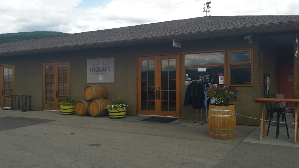 Therapy Vineyards & Guesthouse