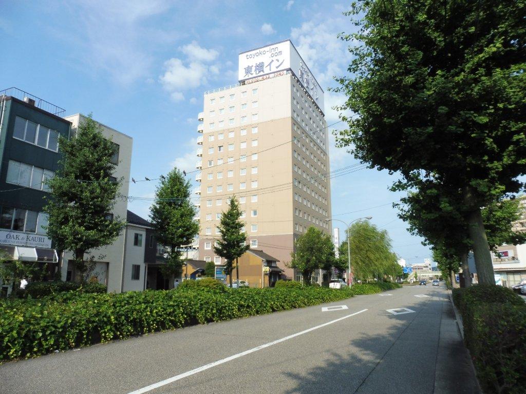 東横INN Jr.富山駅前